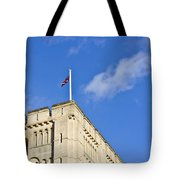 Norwich Castle Tote Bag