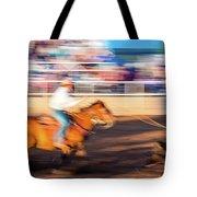 Norwood Colorado - Cowboys Ride Tote Bag