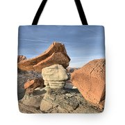 Nose To The Grindstone Tote Bag