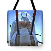 Nose Turret Tote Bag