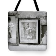 A Family History Tote Bag
