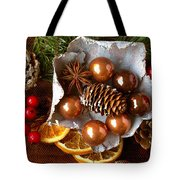 Nostalgic Christmas  Tote Bag