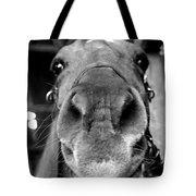 Nosy Bw Tote Bag