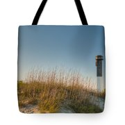 Not A Cloud In The Sky Tote Bag