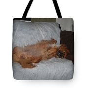 Not A Lady Tote Bag