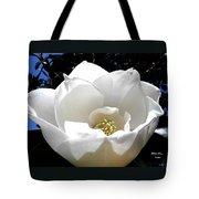 Relief - Deep Blue Tote Bag