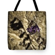 Not Giving Up Tote Bag