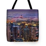 Not Hong Kong Tote Bag