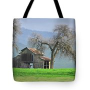 Not Much Time Left Tote Bag