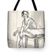 Not Now. Tote Bag