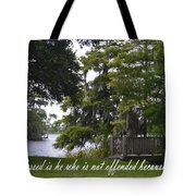Not Offended Tote Bag
