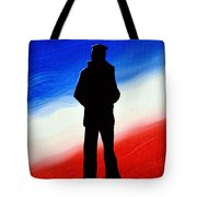 Not Self But Country Tote Bag