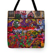 Not So Private Property Tote Bag