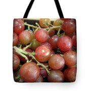 Not Sour Grapes Tote Bag