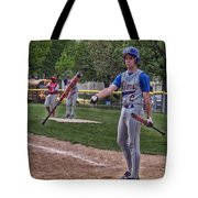 Not This Bat Tote Bag