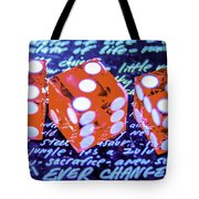 Nothin Ever Changes Tote Bag