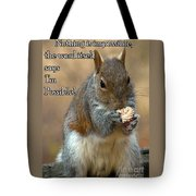 Nothing Impossible Tote Bag