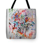 Nothing Left But Prayer Tote Bag