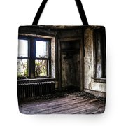 Nothing Left But The Ghosts Tote Bag