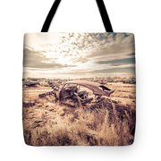 Nothing Left Tote Bag