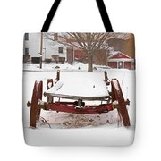 Nothing Left To Do Tote Bag