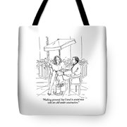 Nothing Personal Tote Bag