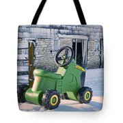 Nothing Runs Like A Deere #2 Tote Bag