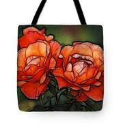 Nothing Sweeter Than A Rose Tote Bag