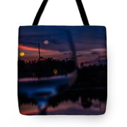 Nothing Wasted Tote Bag