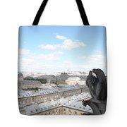 Notre Dame 2 Paris France Landscape Tote Bag