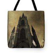 Notre Dame Basilica Tote Bag