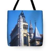 Notre Dame De Dijon Tote Bag
