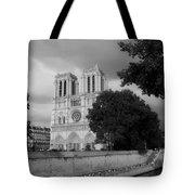 Notre Dame De Paris 2b Tote Bag