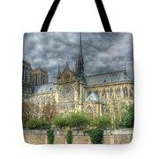 Notre Dame Tote Bag