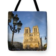 Notre Dame Tourists Tote Bag
