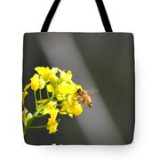 Nourished By Nature Tote Bag