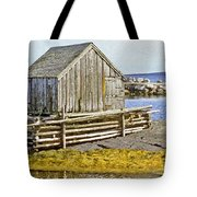 Nova Scotia Shack Tote Bag