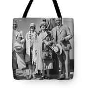 Novelist Zane Grey Tote Bag