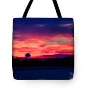 November 28 2014 Sunrise Tote Bag