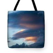 November Clouds 001 Tote Bag