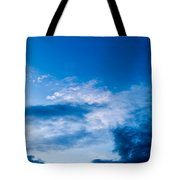 November Clouds 002 Tote Bag