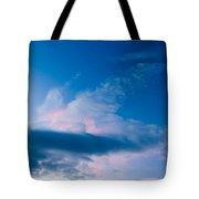 November Clouds 005 Tote Bag