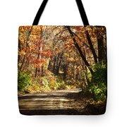 November Colors 5 Tote Bag