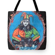 November Snow Tote Bag