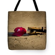 Now Pitching For The Phillies Tote Bag