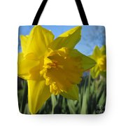 Now That's A Daffodil Tote Bag
