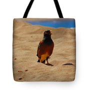 Now You Gotta Listen To Me... Tote Bag