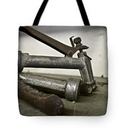 Nozzle Picking Tote Bag