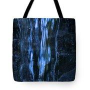 Nu Blue Tote Bag