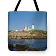 Nubble In The Day 20x30 Tote Bag